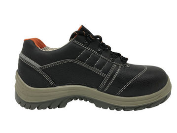 Cina Steel Toe Non Slip Work Shoes Anti Distort Outsize Untuk Operator Forklift Distributor