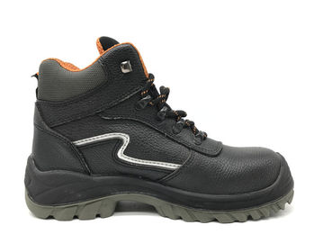 Cina Up To Date Design Fashionable Safety Shoes / Ankle Protection Shoes Untuk Elite Distributor