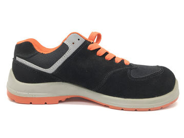Cina Sepatu Safety Wanita Bernapas Superior Comfort Cushioned Footbed Wicking Dry Insole Distributor